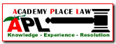 Academy Place Law company